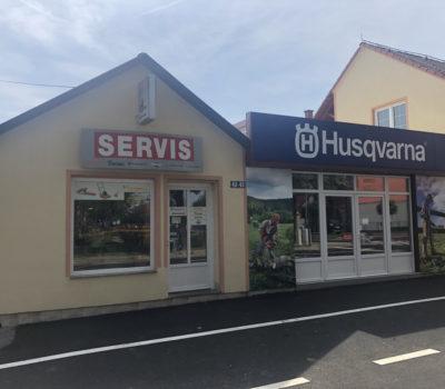 Trgovina Husqvarna Virovitica
